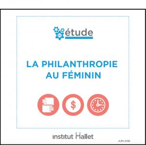 La Philanthropie au féminin